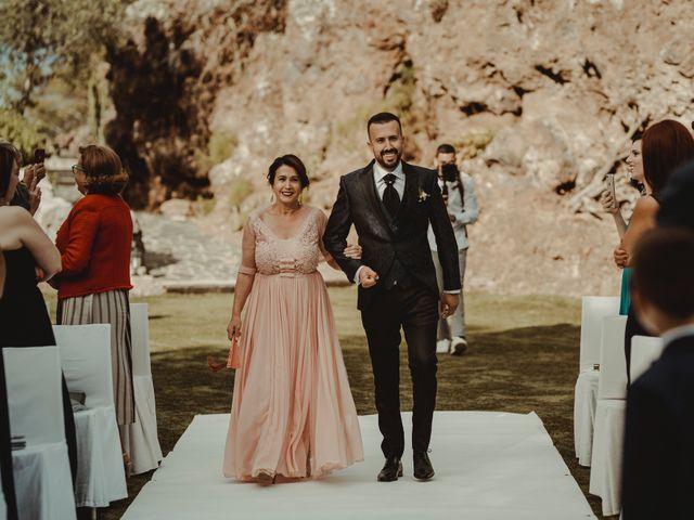 La boda de Javier y Yurena en Las Palmas De Gran Canaria, Las Palmas 37