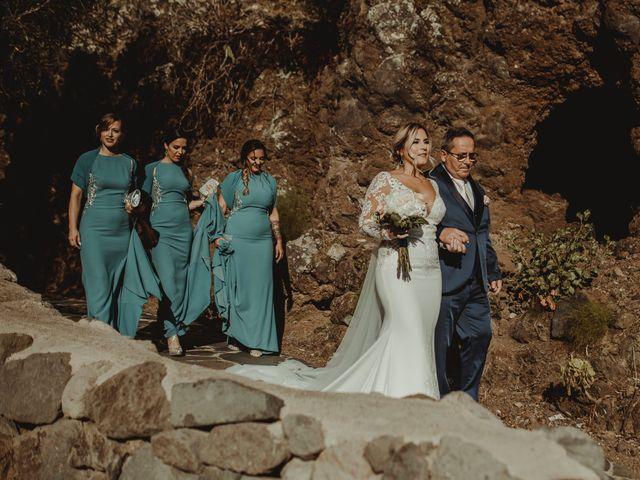 La boda de Javier y Yurena en Las Palmas De Gran Canaria, Las Palmas 39