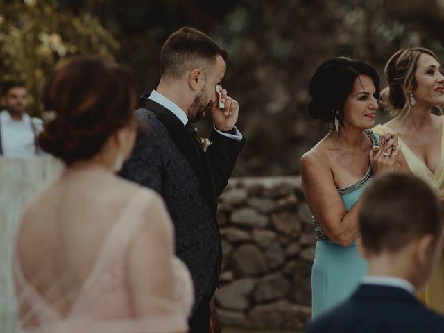 La boda de Javier y Yurena en Las Palmas De Gran Canaria, Las Palmas 41