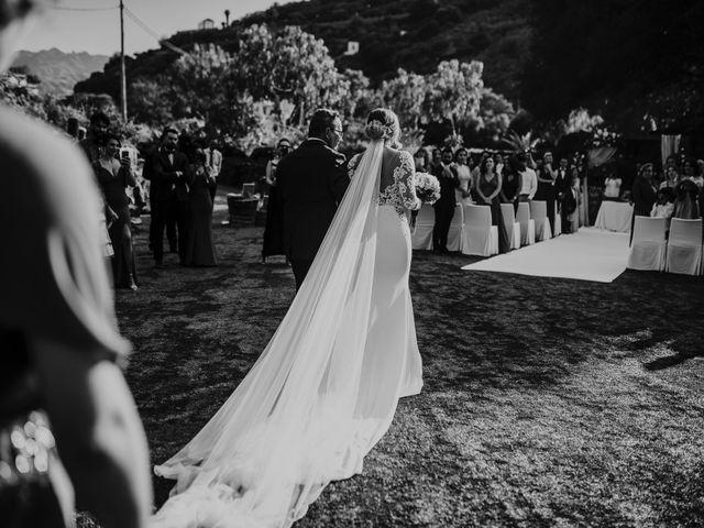 La boda de Javier y Yurena en Las Palmas De Gran Canaria, Las Palmas 42