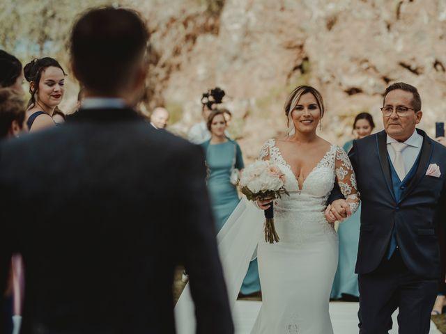 La boda de Javier y Yurena en Las Palmas De Gran Canaria, Las Palmas 45