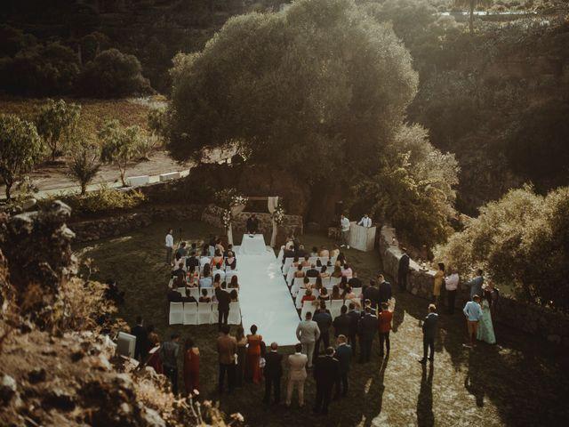 La boda de Javier y Yurena en Las Palmas De Gran Canaria, Las Palmas 53