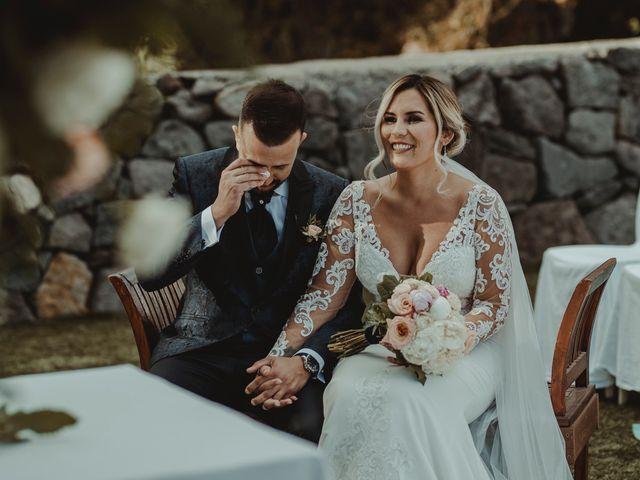La boda de Javier y Yurena en Las Palmas De Gran Canaria, Las Palmas 57
