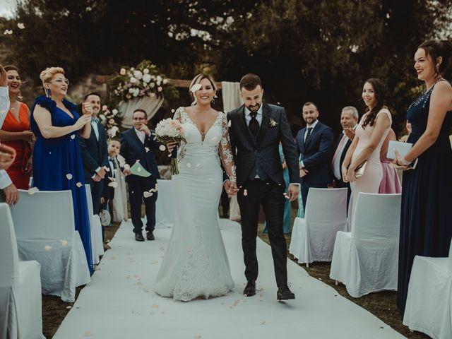 La boda de Javier y Yurena en Las Palmas De Gran Canaria, Las Palmas 63