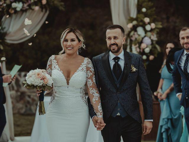 La boda de Javier y Yurena en Las Palmas De Gran Canaria, Las Palmas 64