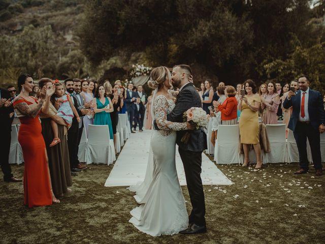 La boda de Javier y Yurena en Las Palmas De Gran Canaria, Las Palmas 65
