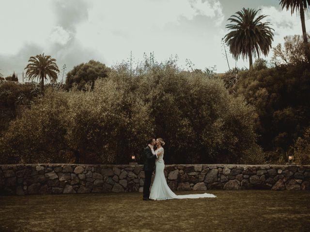 La boda de Javier y Yurena en Las Palmas De Gran Canaria, Las Palmas 68