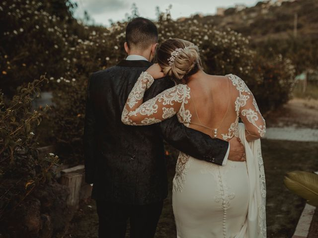 La boda de Javier y Yurena en Las Palmas De Gran Canaria, Las Palmas 72