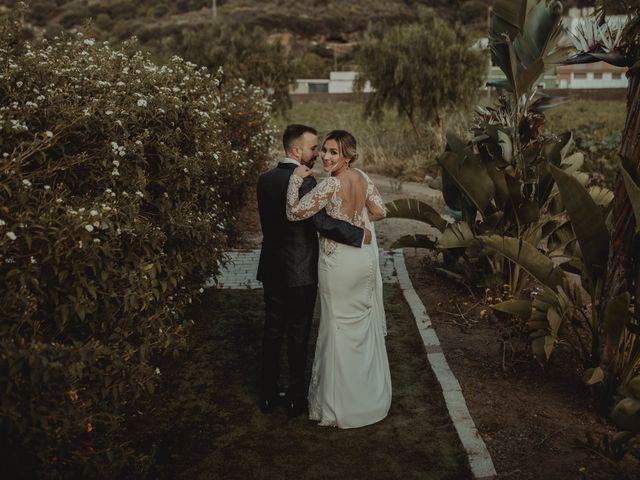 La boda de Javier y Yurena en Las Palmas De Gran Canaria, Las Palmas 73