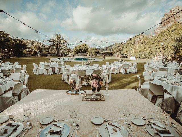 La boda de Javier y Yurena en Las Palmas De Gran Canaria, Las Palmas 78