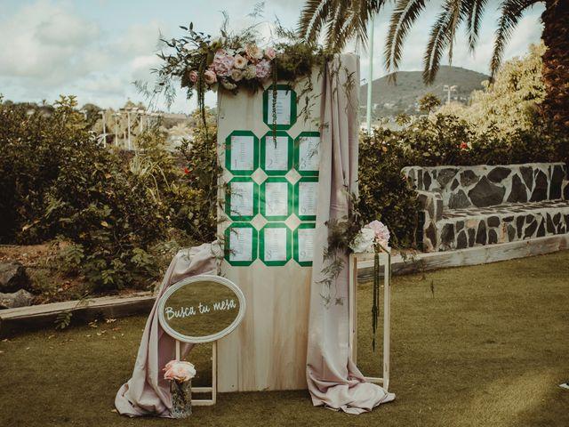 La boda de Javier y Yurena en Las Palmas De Gran Canaria, Las Palmas 79