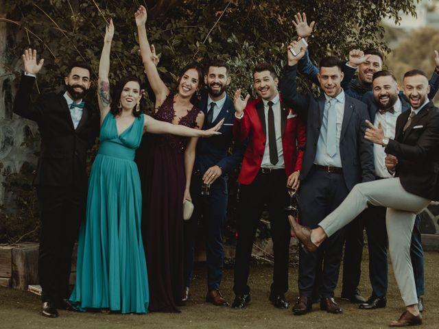La boda de Javier y Yurena en Las Palmas De Gran Canaria, Las Palmas 87