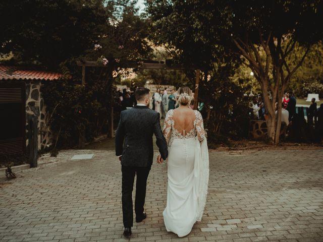 La boda de Javier y Yurena en Las Palmas De Gran Canaria, Las Palmas 89