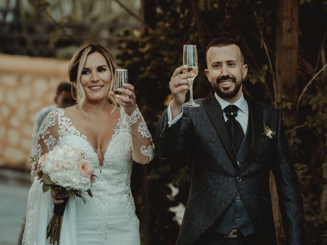 La boda de Javier y Yurena en Las Palmas De Gran Canaria, Las Palmas 90