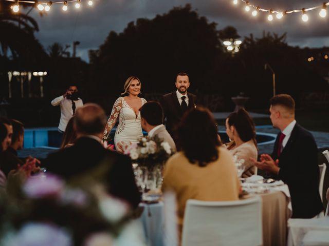 La boda de Javier y Yurena en Las Palmas De Gran Canaria, Las Palmas 97