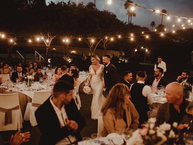 La boda de Javier y Yurena en Las Palmas De Gran Canaria, Las Palmas 98