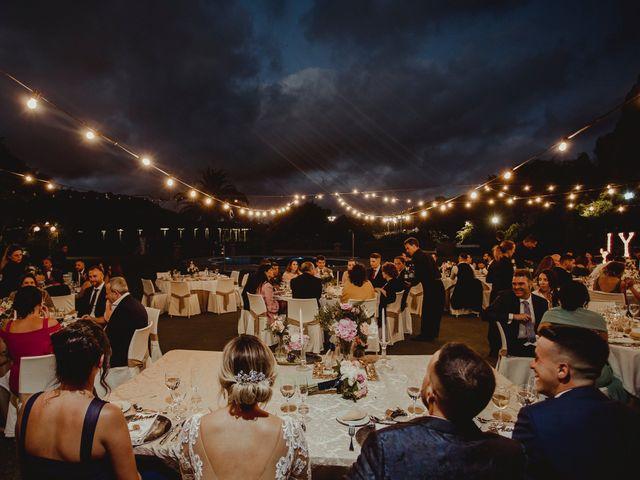 La boda de Javier y Yurena en Las Palmas De Gran Canaria, Las Palmas 99