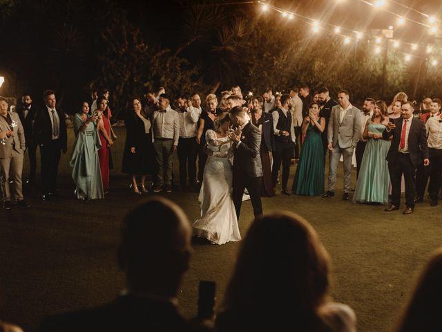La boda de Javier y Yurena en Las Palmas De Gran Canaria, Las Palmas 105