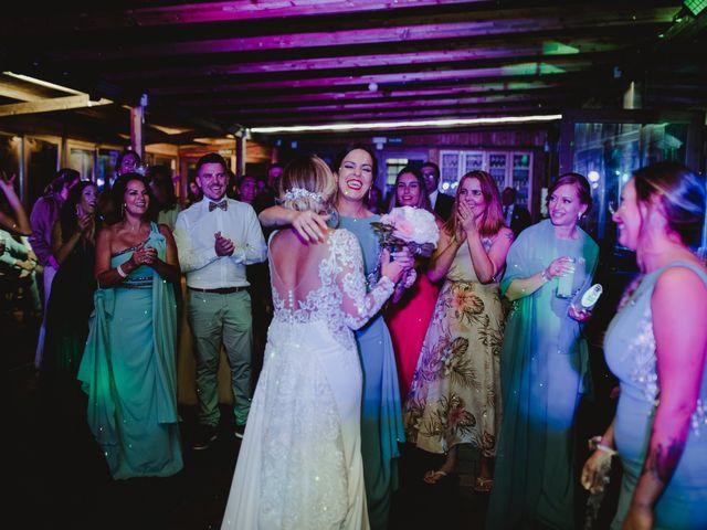 La boda de Javier y Yurena en Las Palmas De Gran Canaria, Las Palmas 110