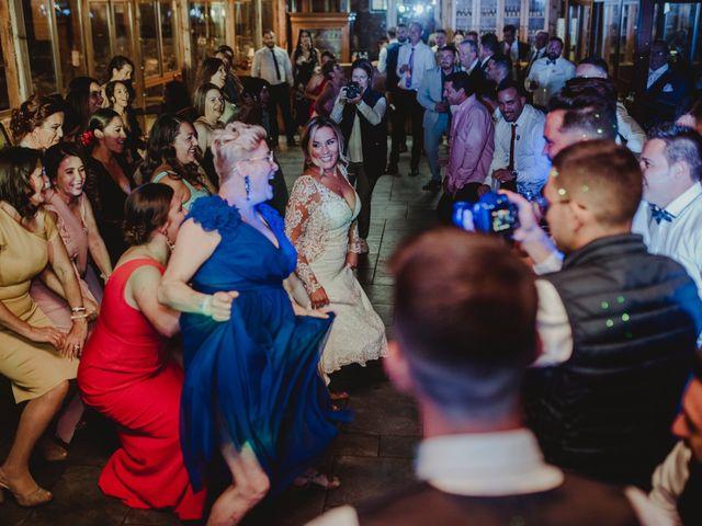 La boda de Javier y Yurena en Las Palmas De Gran Canaria, Las Palmas 116