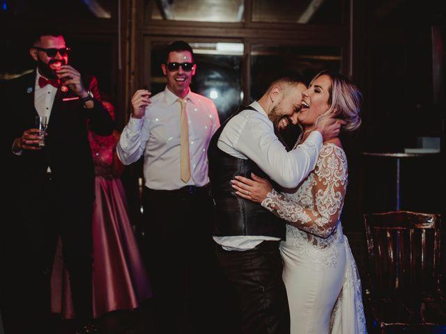 La boda de Javier y Yurena en Las Palmas De Gran Canaria, Las Palmas 130