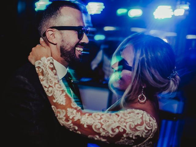 La boda de Javier y Yurena en Las Palmas De Gran Canaria, Las Palmas 134