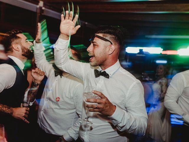 La boda de Javier y Yurena en Las Palmas De Gran Canaria, Las Palmas 136