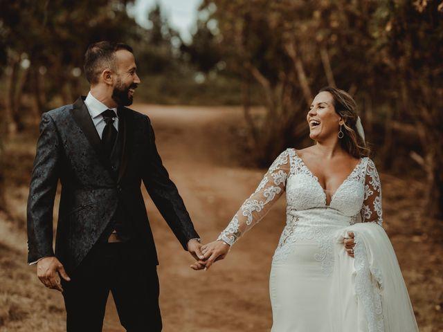La boda de Javier y Yurena en Las Palmas De Gran Canaria, Las Palmas 138