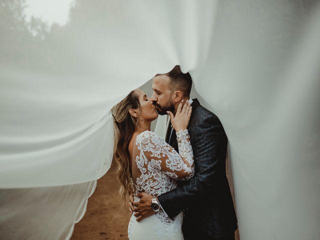 La boda de Javier y Yurena en Las Palmas De Gran Canaria, Las Palmas 139