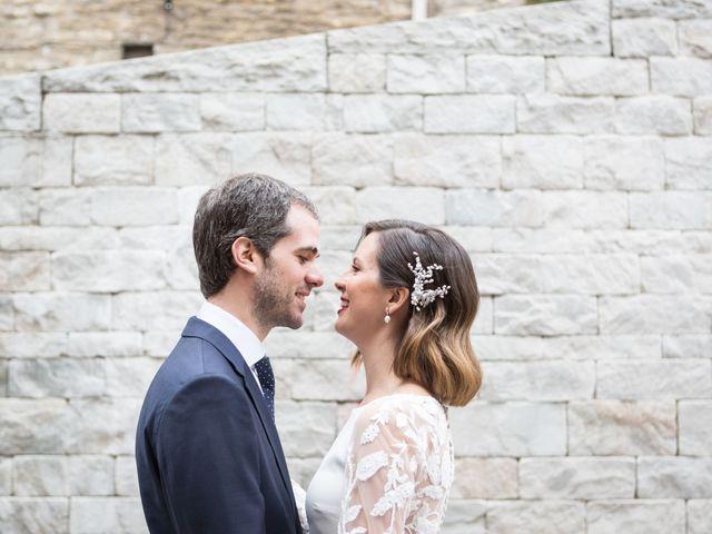 La boda de Marta y Joseba
