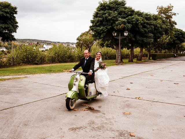 La boda de Vero y Toño en Ponferrada, León 76