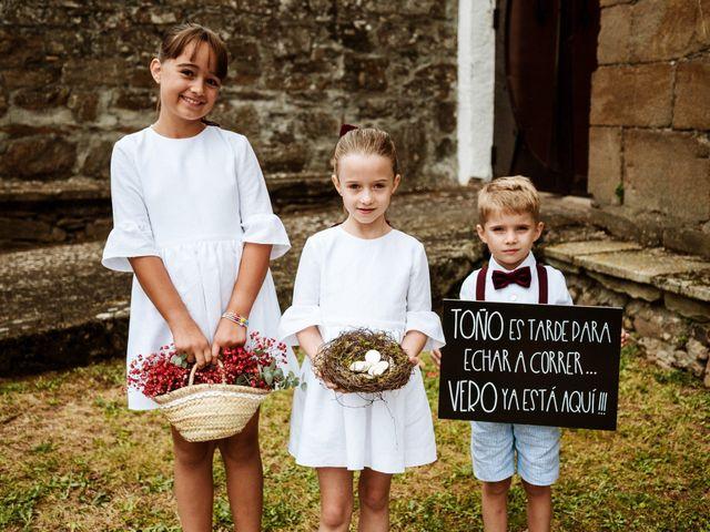 La boda de Vero y Toño en Ponferrada, León 77
