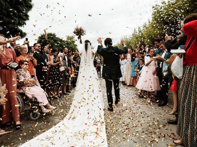 La boda de Vero y Toño en Ponferrada, León 106