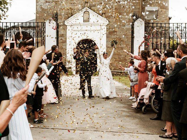 La boda de Vero y Toño en Ponferrada, León 108