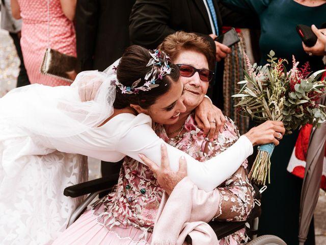 La boda de Vero y Toño en Ponferrada, León 110