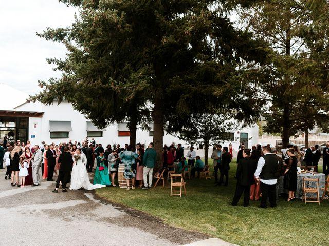 La boda de Vero y Toño en Ponferrada, León 143