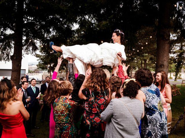 La boda de Vero y Toño en Ponferrada, León 156