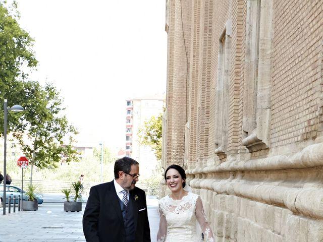 La boda de Jose y Raquel en Zaragoza, Zaragoza 16