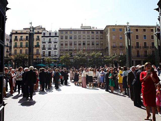 La boda de Jose y Raquel en Zaragoza, Zaragoza 28