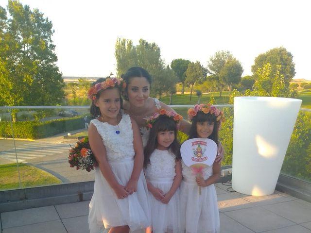 La boda de Roberto y Nuria en Alalpardo, Madrid 7