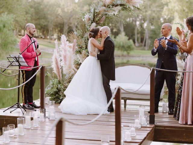La boda de Fidel y Mireia en Pont De Molins, Girona 27
