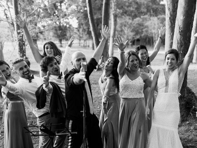 La boda de Fidel y Mireia en Pont De Molins, Girona 37