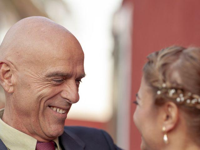 La boda de Loly y Miguel en Ingenio, Las Palmas 4