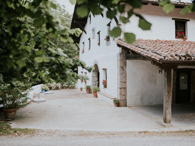 La boda de Harold y Amaya en Markina-xemein, Vizcaya 4