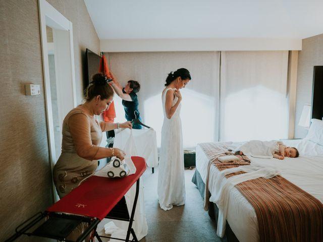 La boda de Harold y Amaya en Markina-xemein, Vizcaya 11