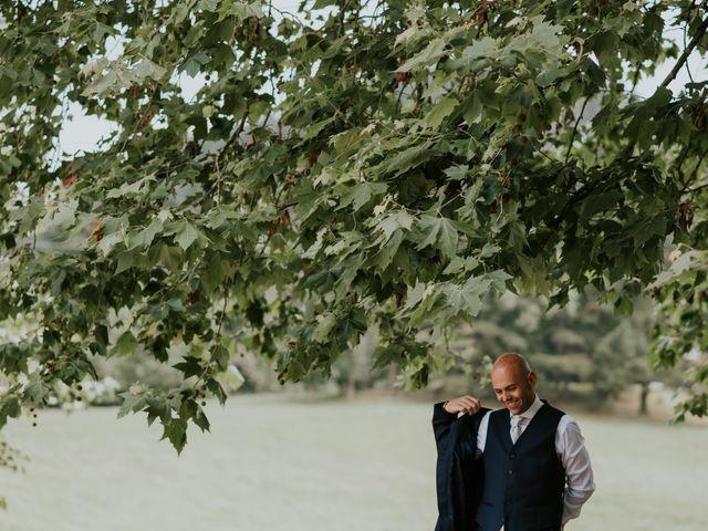La boda de Harold y Amaya en Markina-xemein, Vizcaya 16