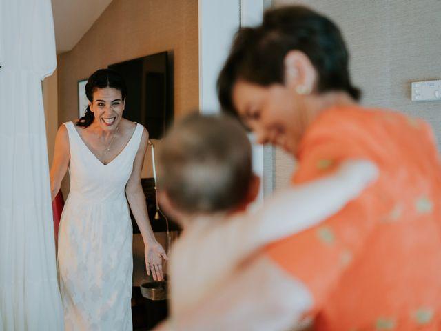 La boda de Harold y Amaya en Markina-xemein, Vizcaya 18