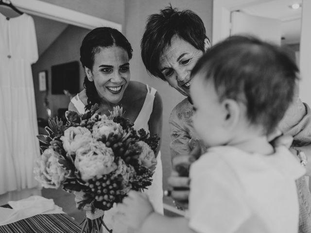 La boda de Harold y Amaya en Markina-xemein, Vizcaya 20