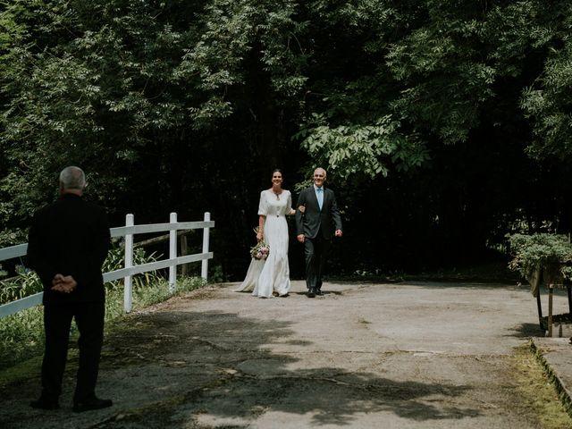 La boda de Harold y Amaya en Markina-xemein, Vizcaya 28