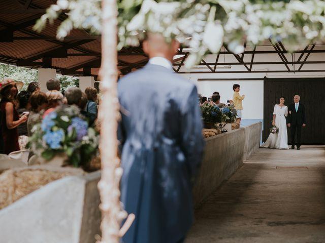 La boda de Harold y Amaya en Markina-xemein, Vizcaya 29